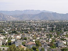 Camarillo, California, A Typical U.S. Bedroom Community Made Up Almost  Entirely Of Homes, Schools And Retail Outlets