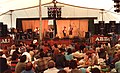 Cambridge Folk Festival 1985 - Battlefield Band on stage.jpg
