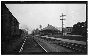 Cambridge Springs Station 1916.jpg