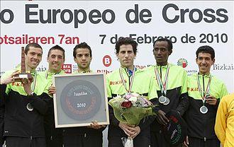 European Champion Clubs Cup Cross Country - Image: Campeonato de Europa de Cross 2010