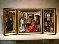 Campin Annunciation triptych 4.JPG