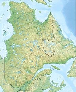 Il lago Saint-Louis Lac Saint-Louis (francese) si trova in Québec
