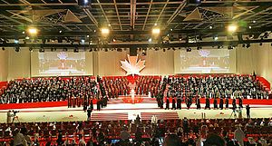 Canadian University of Dubai -  Canadian University Dubai Graduation 2015