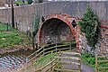 Canal bridge (road) at Moira - geograph.org.uk - 360218.jpg