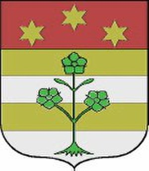 Juan de Canaveris - Coat of arms of the Canaveri family