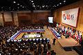 Canciller Eda Rivas presidió ceremonia de instalación de la 44ª Asamblea General de la OEA (14159596987).jpg