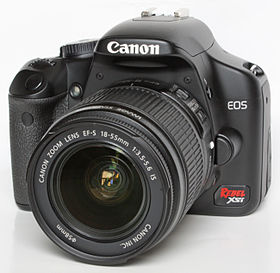Image illustrative de l'article Canon EOS 450D