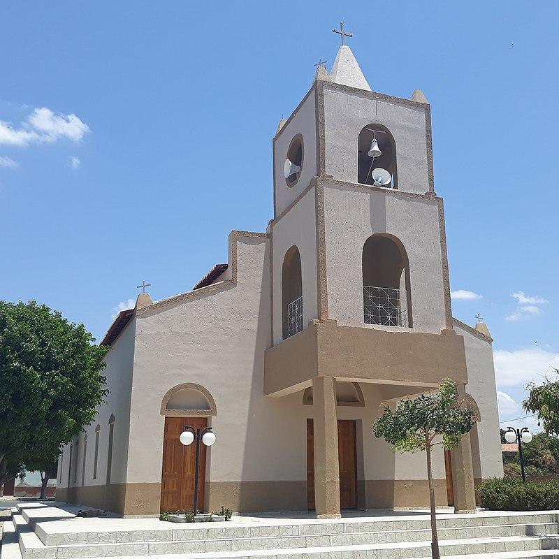 Capela de São Sebastião, padroeiro de Taboleiro Grande