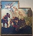 Capelle di Sant'Atanasio - Fuga in Egitto (seconda metà del secolo XVII) dipinto di G. Tiepolo.jpg