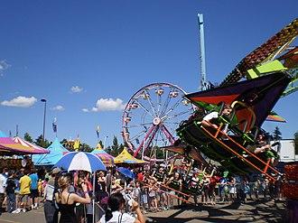 K-Days - 2010 fair grounds