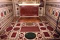 Cappella dei magi, pavimento 02.JPG