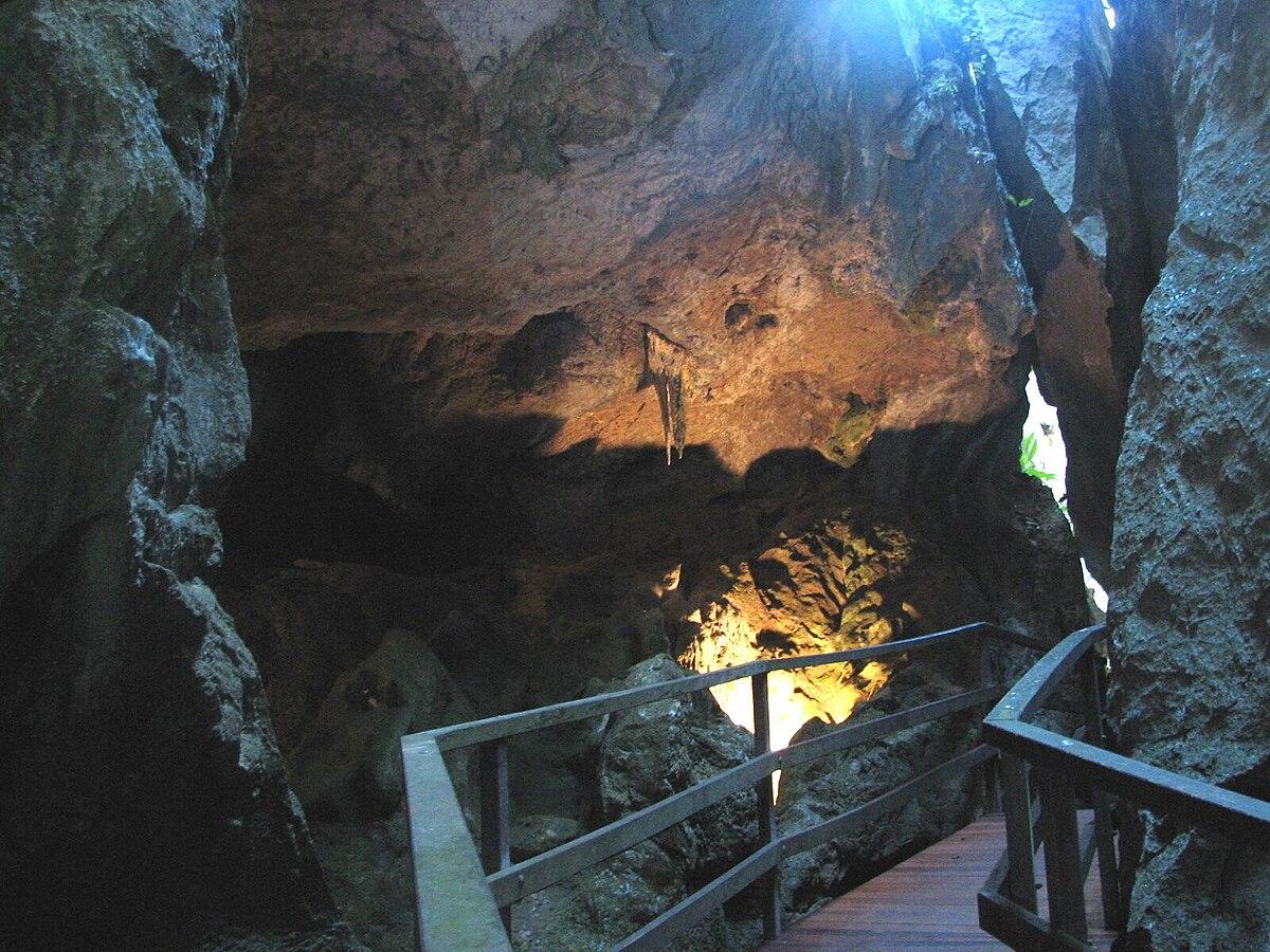 Capricorn Caves - Wikipedia