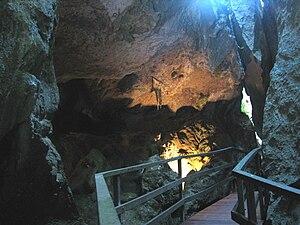 Capricorn Caves - Image: Capricornia Caves 2