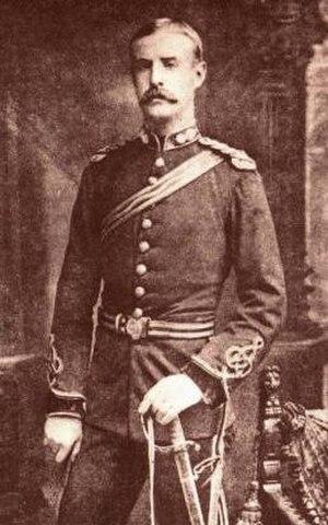 William Grant Stairs - Image: Capt. William Grant Stairs