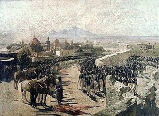 Capture of Erivan