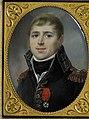 Carel Hendrik Ver Huell (1764-1845), Vice-admiraal van de Bataafse vloot en Minister van Marine van de Bataafse Republiek, getooid met het officierskruis van het Legioen van Eer, hem verleend in 1804, SK-A-4858.jpg