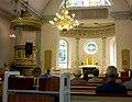 Carl Johans kyrka Kyrkorummet mot koret.jpg