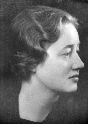 Ivison Macadam - Caroline Ladd Corbett Macadam (Lady Macadam) 1910-1989
