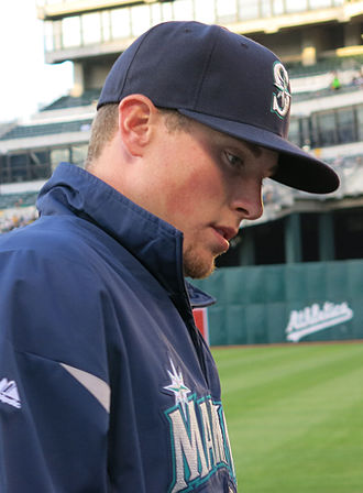 Carter Capps - Capps with the Seattle Mariners