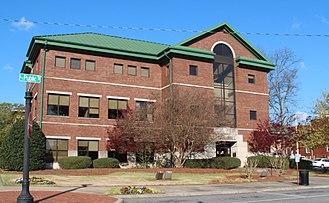 Cartersville, Georgia - Cartersville City Hall