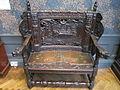 Carved wooden seat, Williamson Art Gallery.jpg
