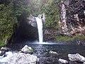 Cascade en amont du barrage de Takamaka 1 - panoramio.jpg