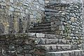 Castell Harlech Grisiau - Stairs - geograph.org.uk - 1215636.jpg