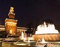 Castello Sforzesco nella notte.jpg