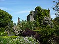 Castle Kennedys ruins seen from the Walled Garden (6559836033).jpg