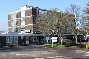The Castle School, Taunton - Image: Castle School, Taunton