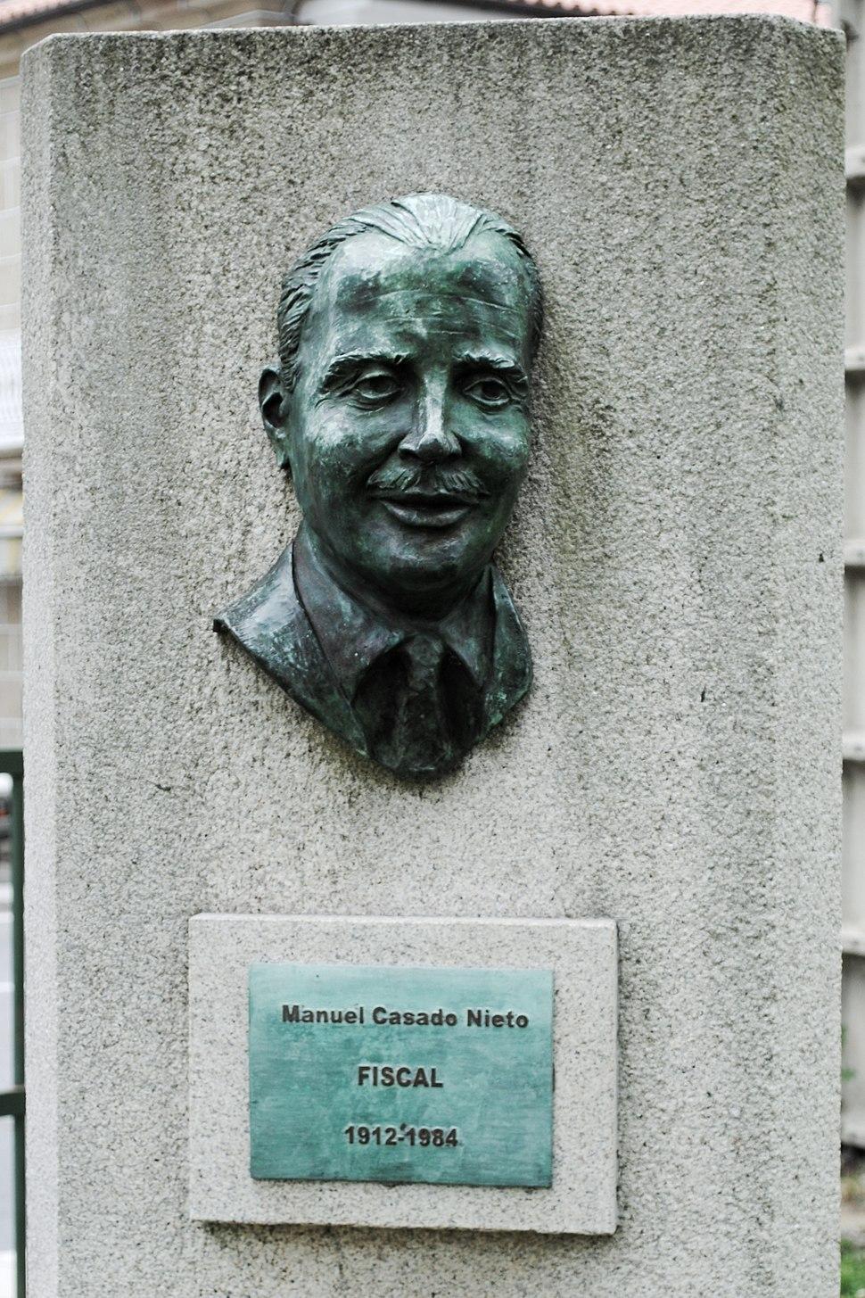 Castro Caldelas, Manuel Casado Nieto