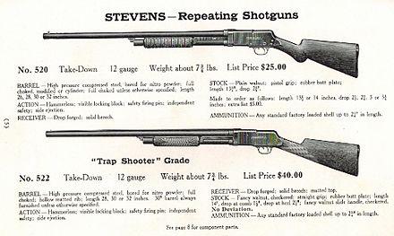 Stevens Model 520/620 - Wikiwand
