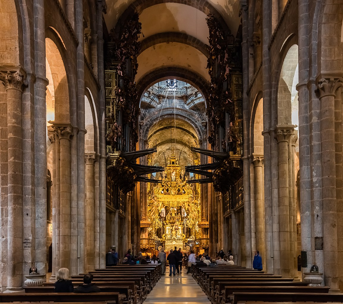 File catedral santiago de compostela espa a 2015 09 22 dd wikipedia - Santiago de compostela arquitectura ...