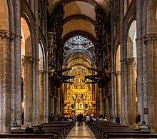 Catedral De Santiago De Compostela Wikipédia A Enciclopédia Livre