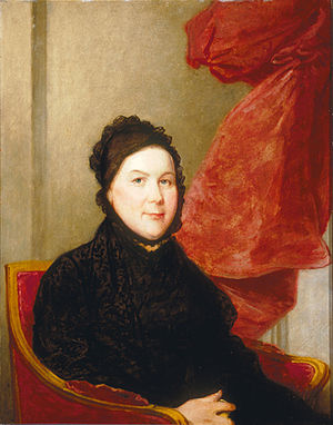Catharine Littlefield Greene - Catherine Greene in 1809