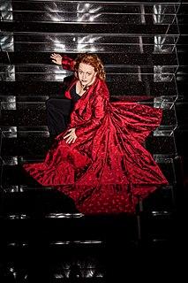 Catherine Foster British opera singer