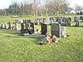 Catherington Cemetery - geograph.org.uk - 1097303.jpg