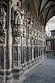 Cattedrale di tournai, portico, 02.jpg