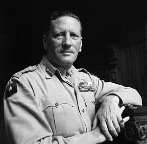 Claude Auchinleck - Claude Auchinleck while Commander-in-Chief of the Indian Army.