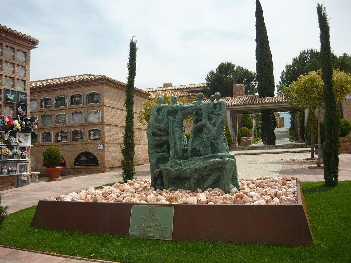 Fusilamientos en el cementerio de granada wikipedia la for Patios de granada