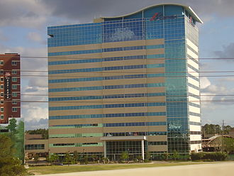 Memorial City, Houston - Cemex offices