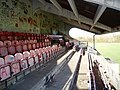 Centaurs RFC stadium - seats looking northwards - geograph.org.uk - 1059187.jpg