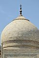Central Dome - Southern View - Taj Mahal - Agra 2014-05-14 3794.JPG