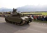 Centurion MK III Seite - Schweizer Armee - Steel Parade 2006