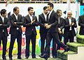 Ceremony before Iran national team offs to Brazil for 2014 FIFA World Cup 15.jpg