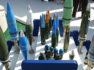 Mechanical and Chemical Industry Corporation - MKEK  munitions on IDEF 2007