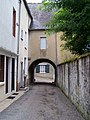 Château-Chinon (Ville) - Porte de la rue du Centre.jpg