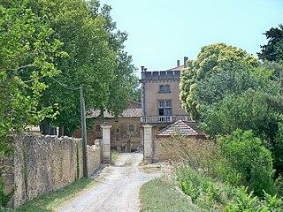 Lagarde-Paréol Commune in Provence-Alpes-Côte dAzur, France