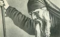 Фёдор Шаляпин в роли Досифея (1912)