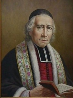 William Joseph Chaminade French priest and religious founder